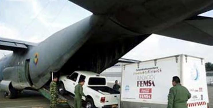 atencion desastres femsa