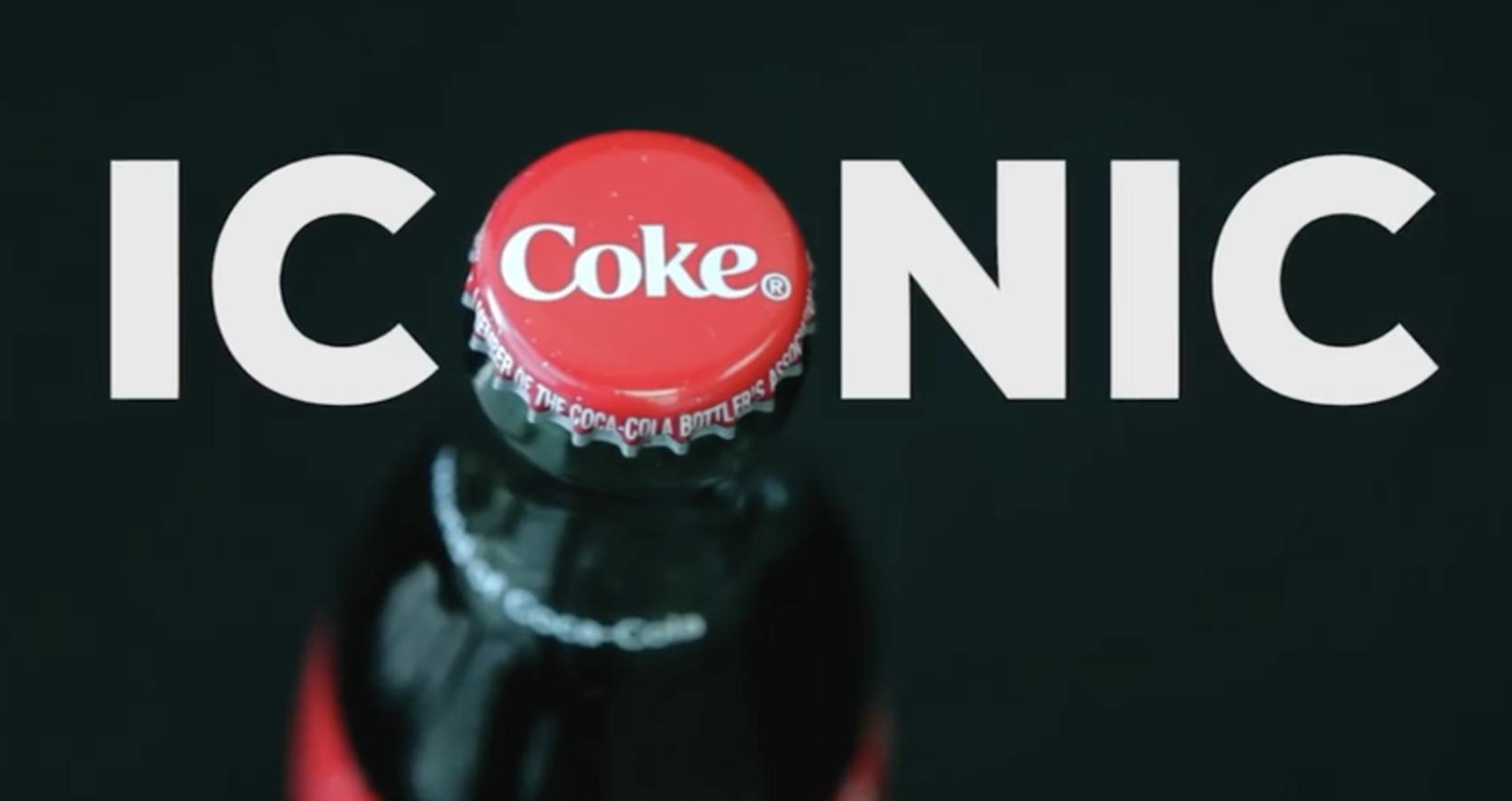 iconic bottle coca cola femsa