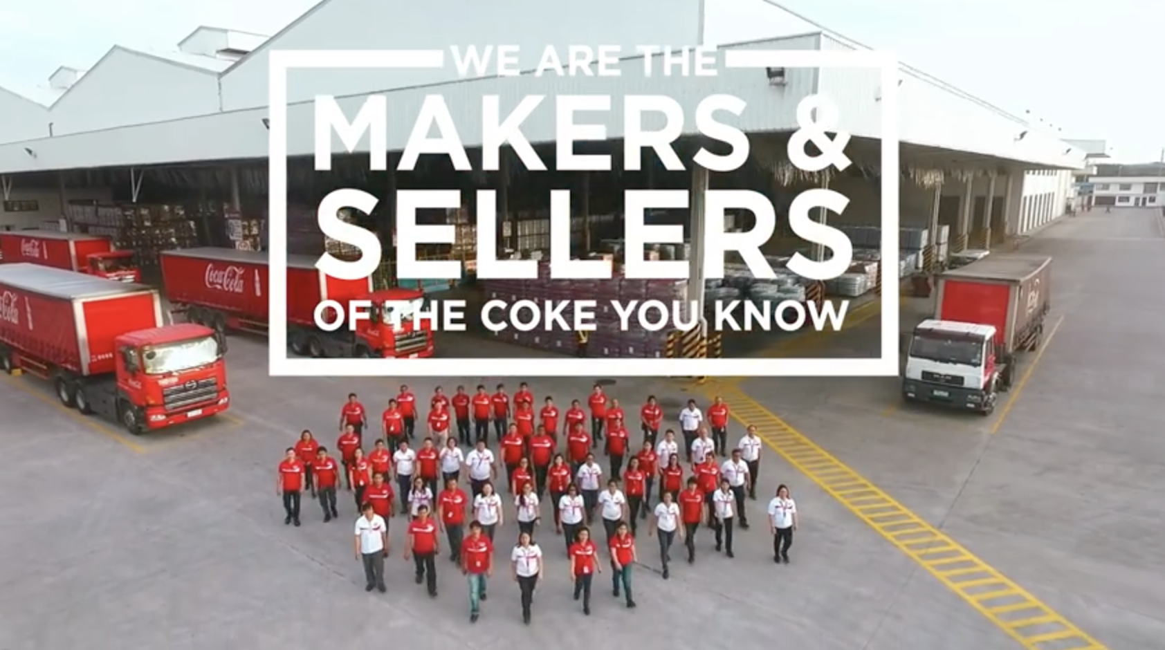 makers and sellers of coca cola femas phillipines
