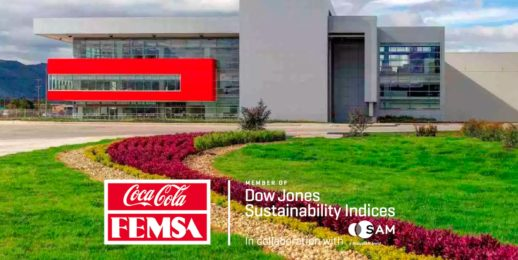 FEMSA y Coca-Cola FEMSA reconocidas como parte del  Índice de Sostenibilidad de Dow Jones.
