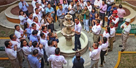 #RutasKOF en Chiapas y Planta San Cristóbal de Coca-Cola FEMSA un paso adelante.