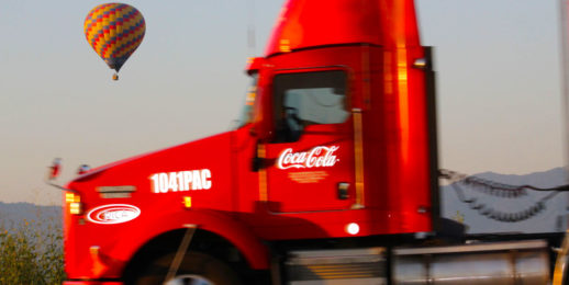 Temporada de globos Coca-Cola en Territorios #KOF.
