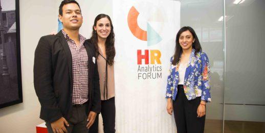 Empresas globales destacadas se reúnen para hablar del futuro de HR Analytics en México.