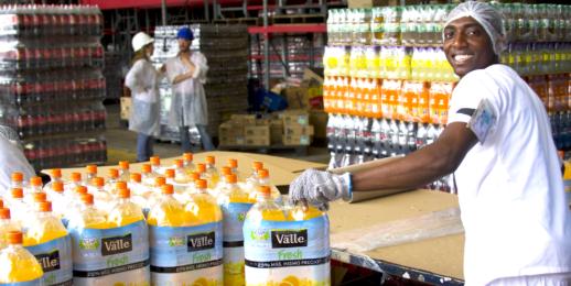 Coca Cola FEMSA Colombia reconocida en el Índice Goodwill.