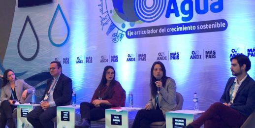 Coca-Cola FEMSA partícipe del Primer Congreso Nacional del Agua en Colombia.