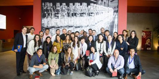 Global Network Week: Estudiantes internacionales se adentran a la multinacional FEMSA.