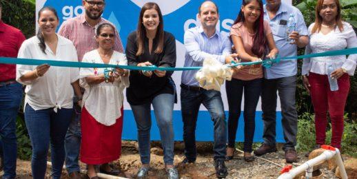 1,200 personas de Cerro Azul cuentan con agua potable gracias a la ayuda de Coca-Cola FEMSA.
