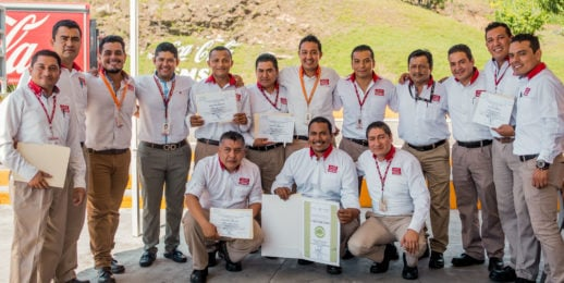 Industria Limpia: Coca-Cola FEMSA reconocida por acciones a favor del medio ambiente en Guerrero.