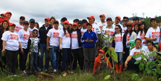 Recovery of Los Patos Wetland in the municipality of Tocancipá, Colombia.