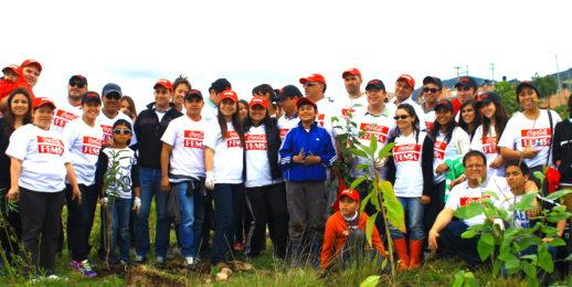 Coca-Cola FEMSA en Medellín obtuvo el Reconocimiento Empresarial en Sostenibilidad.