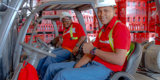 Coca Cola FEMSA Panamá cree en el talento de su capital humano.