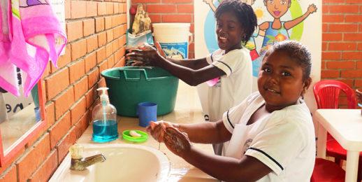 El Programa Lazos de Agua proveerá agua potable a 20.000 personas al suroeste de Colombia.