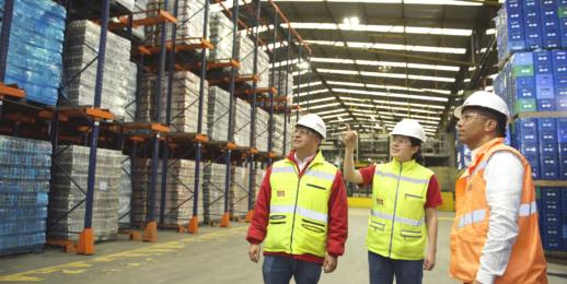 El compromiso con la seguridad en Coca-Cola FEMSA.