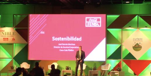 Coca-Cola FEMSA, una historia de Sostenibilidad.