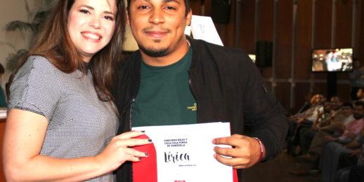 LÍRICA, ganadores del premio EFECTO FEMSAción de Coca-Cola FEMSA