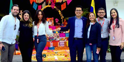 Coca-Cola FEMSA de Venezuela presente en la Semana Global de México.