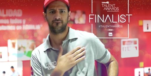 Coca-Cola FEMSA finalista en LinkedIN #TalentAwards