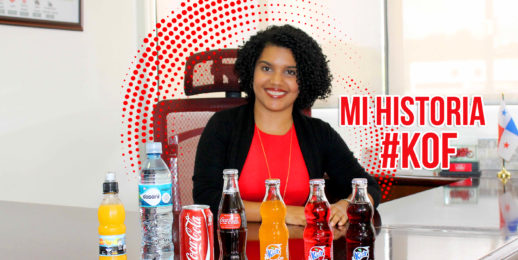 Mi historia #KOF – Cindy González, Gerente de Legal y Asuntos Corporativos en Coca-Cola FEMSA, Panamá.