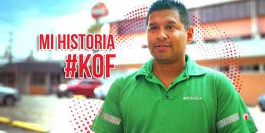 Mi historia en KOF – Equipo de Supervisores de Producción.