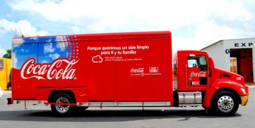Mobilidade sustentável, tecnologias limpas para a distribuição de nossos produtos.