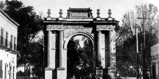 Ruta del 'Arco de la Calzada' (Ayer y hoy)