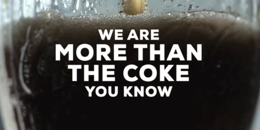 We are more than the Coke you know