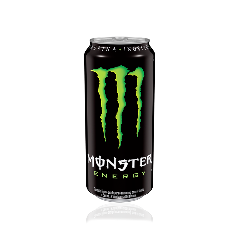 Começamos a vender e distribuir o Monster