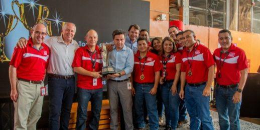 Coca-Cola FEMSA de Panamá es reconocida por su desempeño en calidad, seguridad y ambiente.