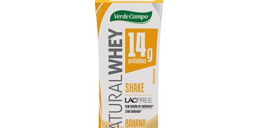 Verde Campo Natural Whey Shak