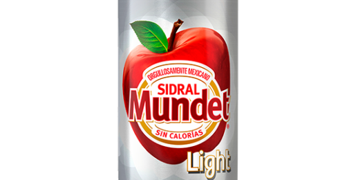 Sidral Light Mundet