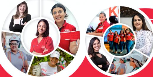 Día Internacional de la Mujer: #KOF es Generación Igualdad.