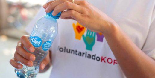 A valorização do voluntariado na Coca-Cola FEMSA Brasil