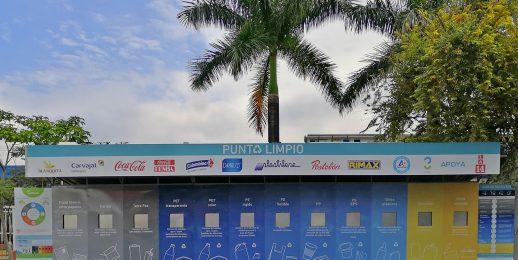 Coca-Cola FEMSA innovación en el acopio de residuos sólidos en Colombia.