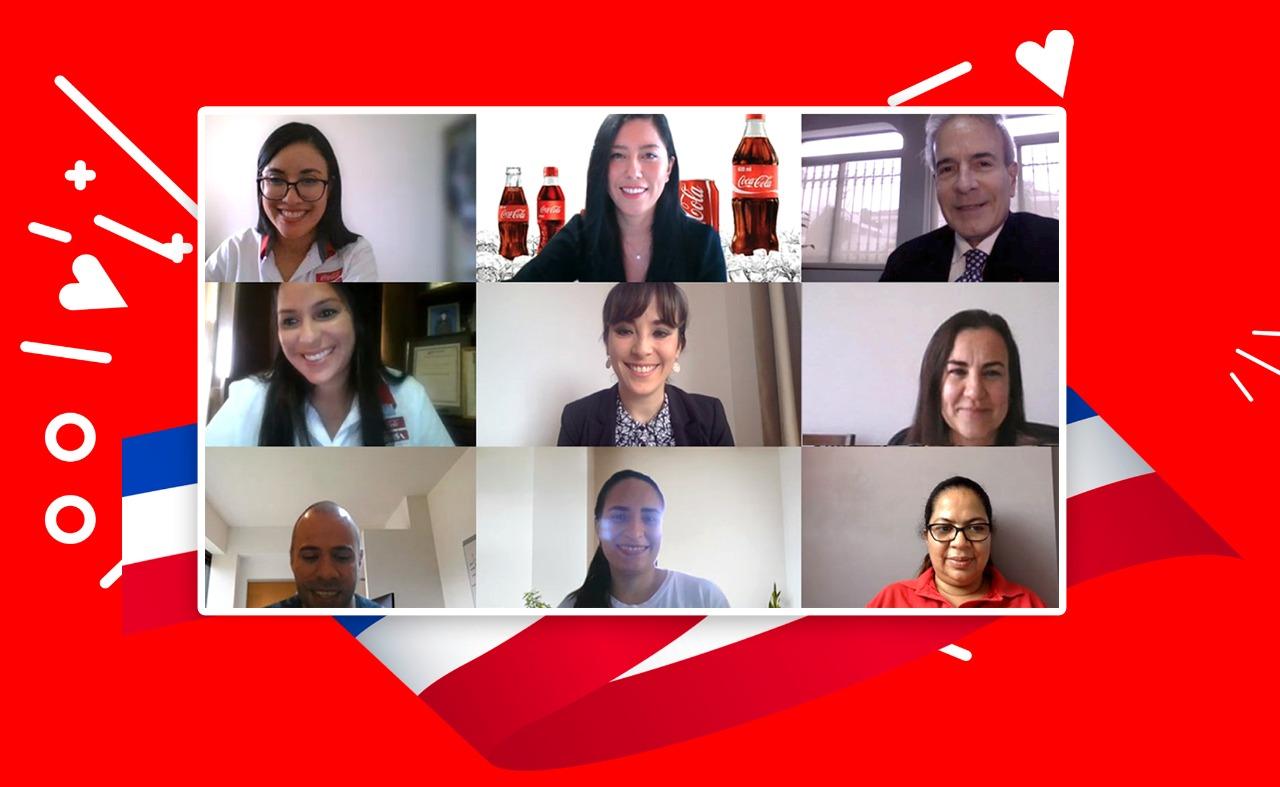 Coca-Cola FEMSA Panamá - Premio Abastecimiento Sostenible
