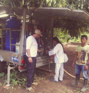 coca-cola femsa vehículo potabilizador Colombia