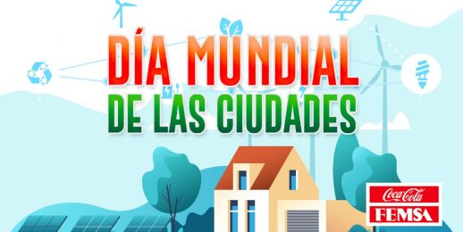 Día Mundial de las Ciudades en Coca-Cola FEMSA.