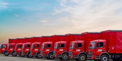 Nueva flota sustentable en Coca-Cola FEMSA Colombia.