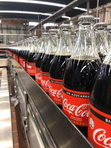 coca cola femsa uruguay botella única