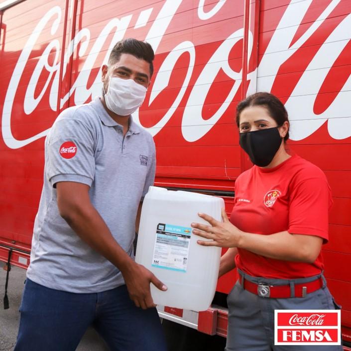 voluntariado coca-cola femsa kof guatemala