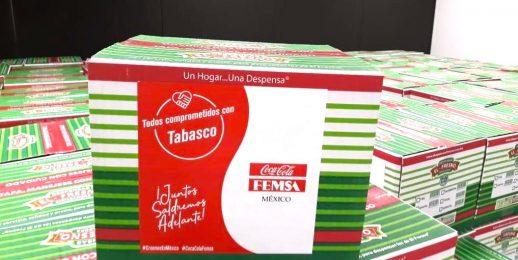 Voluntariado Coca-Cola FEMSA, genera más de 1 millón de horas en apoyo.