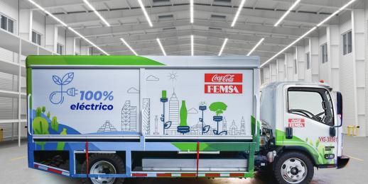 Coca-Cola FEMSA hacia la disminución de ruido y contaminantes.