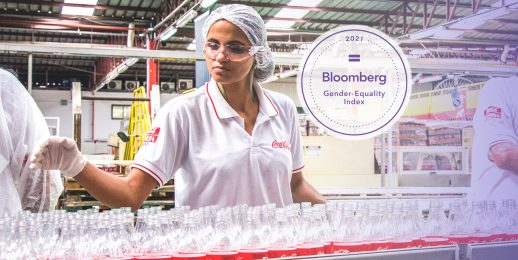Coca-Cola FEMSA included in the Bloomberg Gender-Equality Index for third consecutive year.