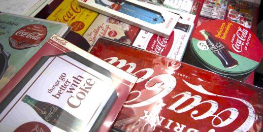 Día del coleccionista y Coca-Cola FEMSA.