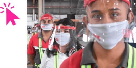 Coca-Cola FEMSA en Colombia vacunará contra el Covid-19 a más de 3 mil colaboradores.