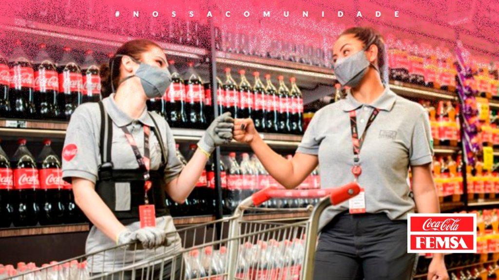 Coca-Cola FEMSA Brasil lança projeto nacional de capacitação para mulheres em Porto Alegre.