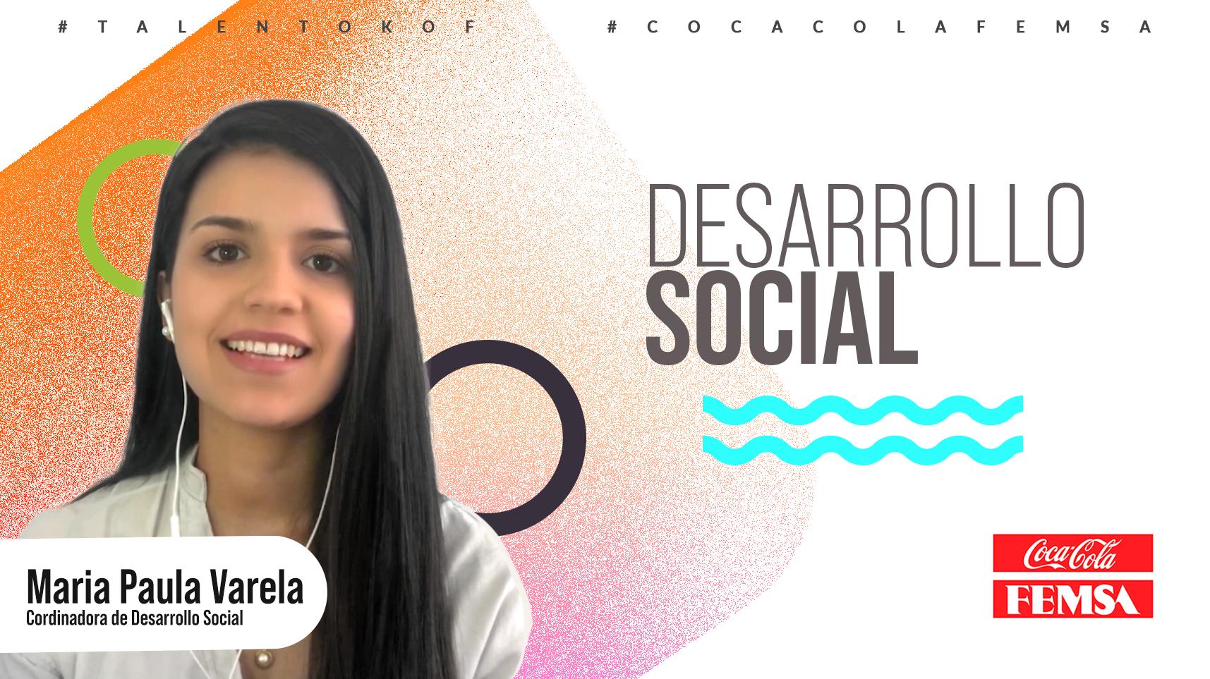 Desarrollo Social y Bienestar integral en Coca-Cola FEMSA