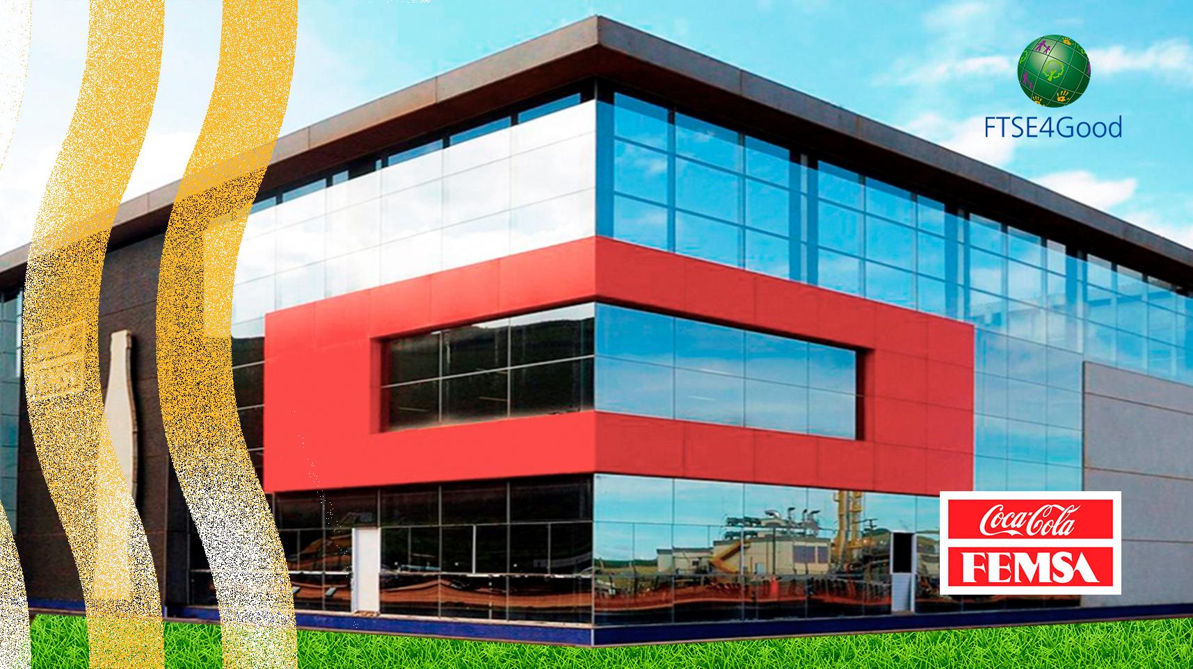 FEMSA y Coca-Cola FEMSA suman seis años consecutivos en el índice FTSE4GOOD por sus buenas prácticas de sostenibilidad