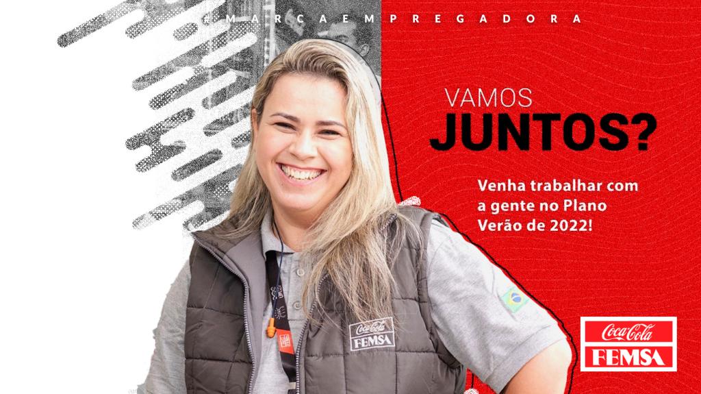 Coca-Cola FEMSA: Trabalhe conosco